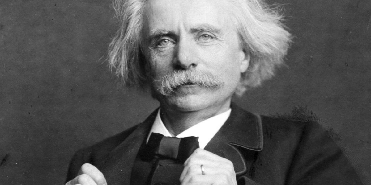 Edvard Hagerup Grieg - born this day 1843 - Chimes Music
