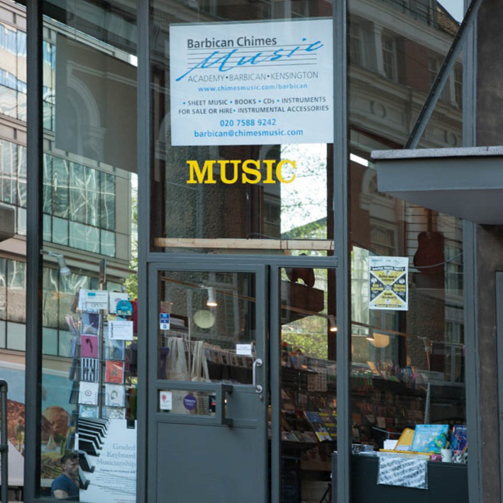 Barbican Chimes Music