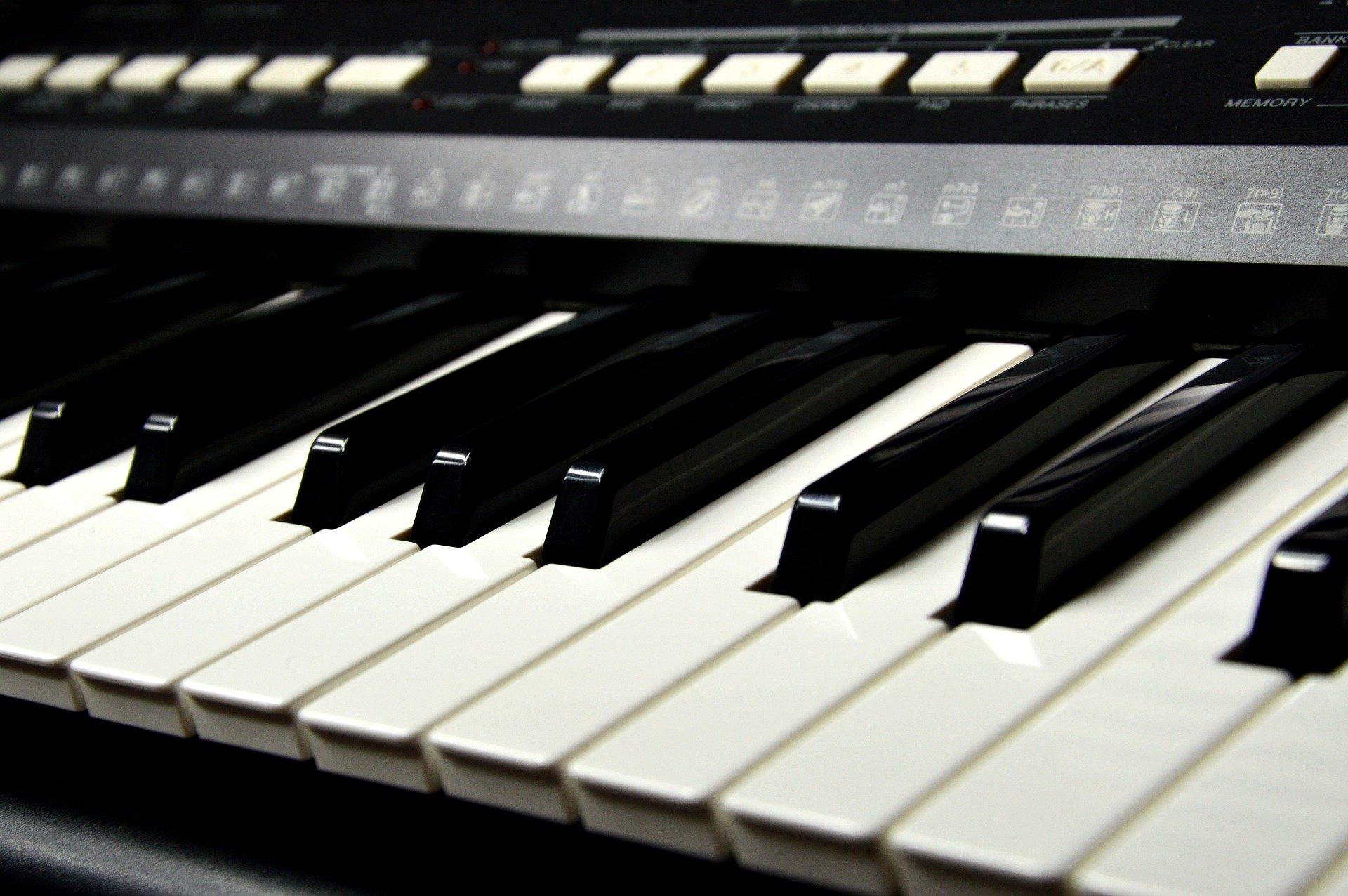 piano keyboard keys key electronic cheap pianos musical sheet portable пианино клавиатура картинка songs instrument beginners roland computer pianino digital