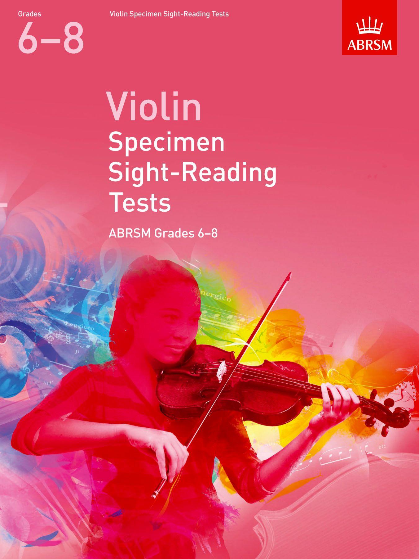 ABRSM Violin Exam Pieces Grade 6 2020
