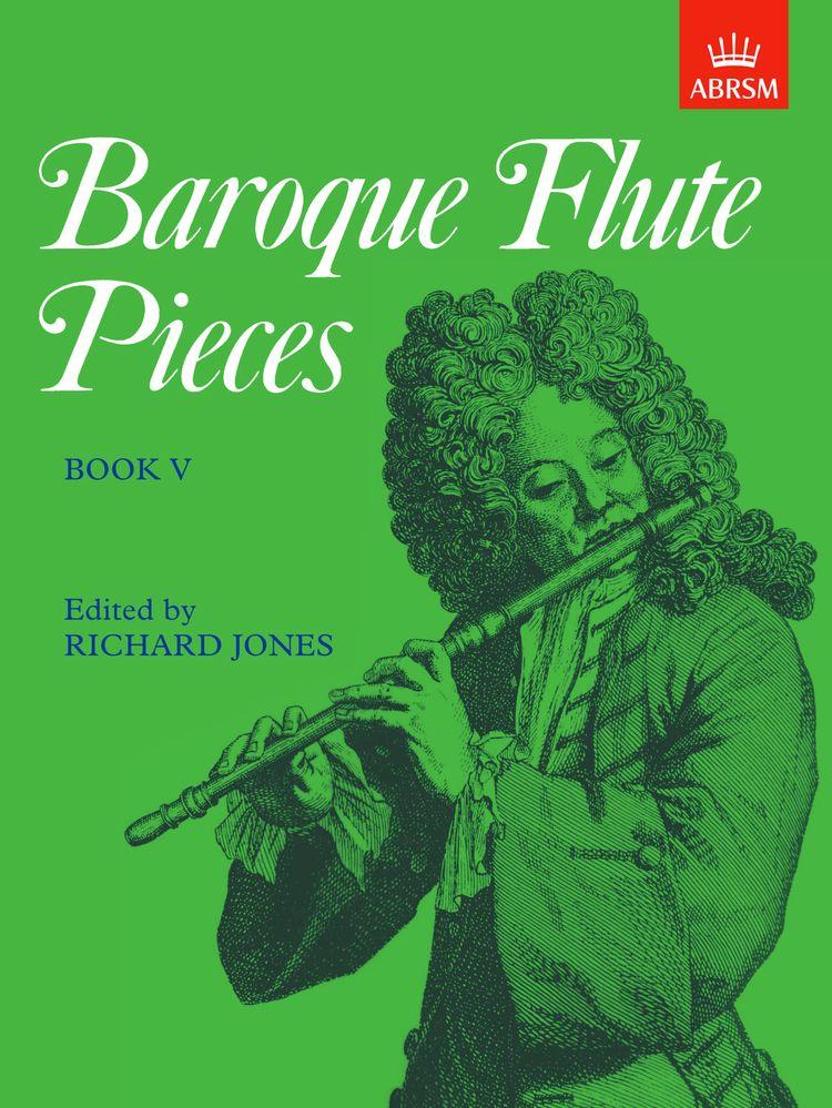 Baroque Flute Pieces, Book V