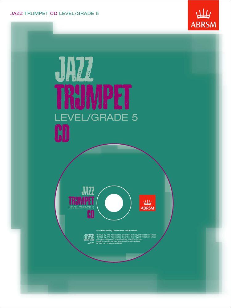 ABRSM Jazz Trumpet CD Level / Grade 5