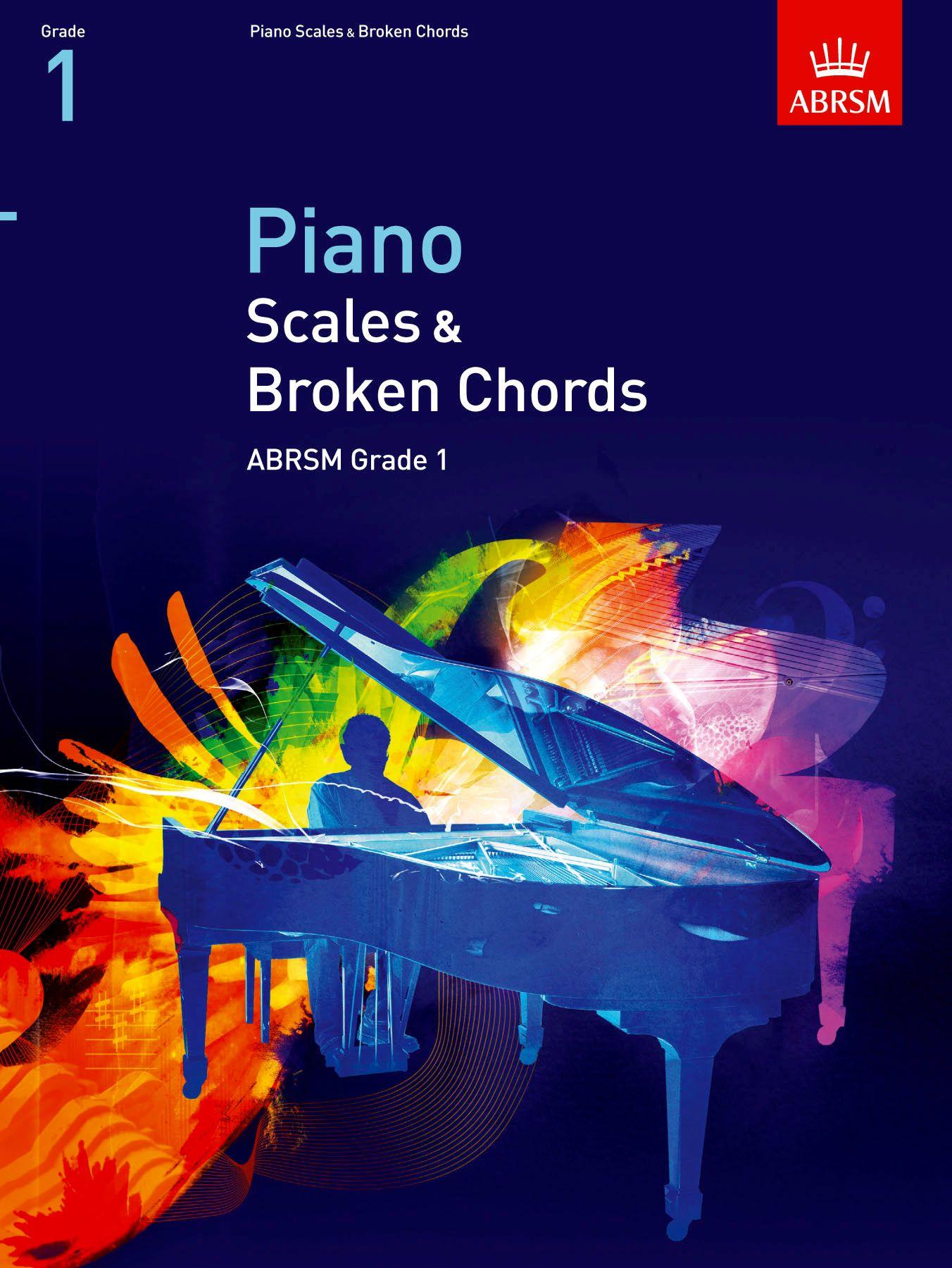ab grade 1 piano scales and arpeggios