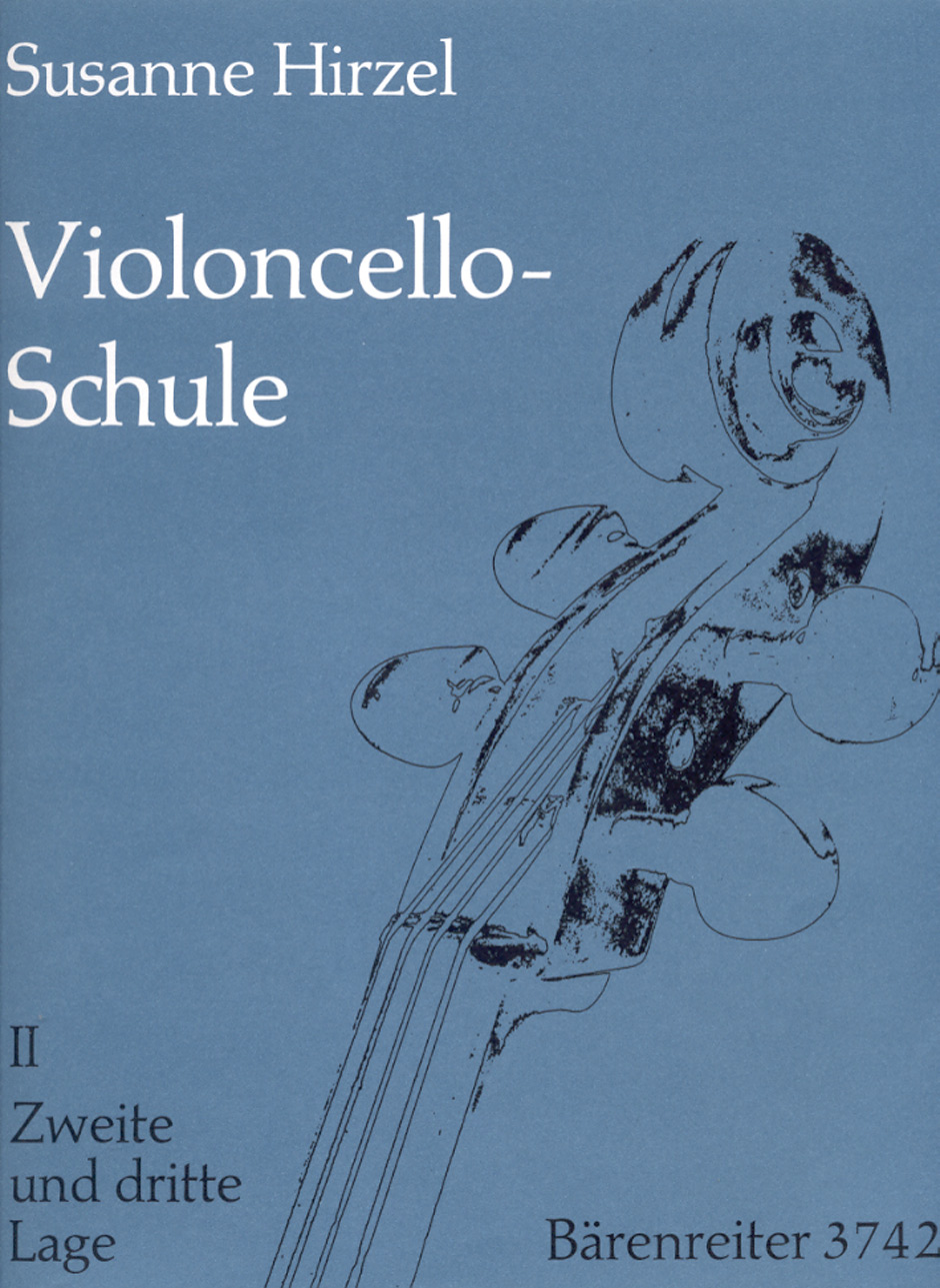 Cello Method, Vol. 2: Second and Third Position (G).