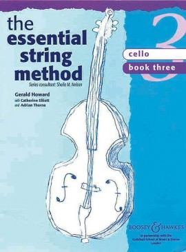 Essential String Method Cello Vol 3