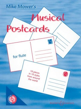 Musical Postcards - 10 pieces in 10 styles from around the world