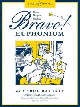 Bravo! Euphonium - 20 pieces for euphonium and piano
