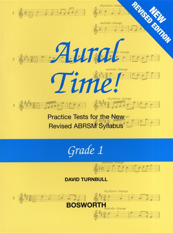 Aural Time! - Grade 1 (ABRSM Syllabus From 2011)