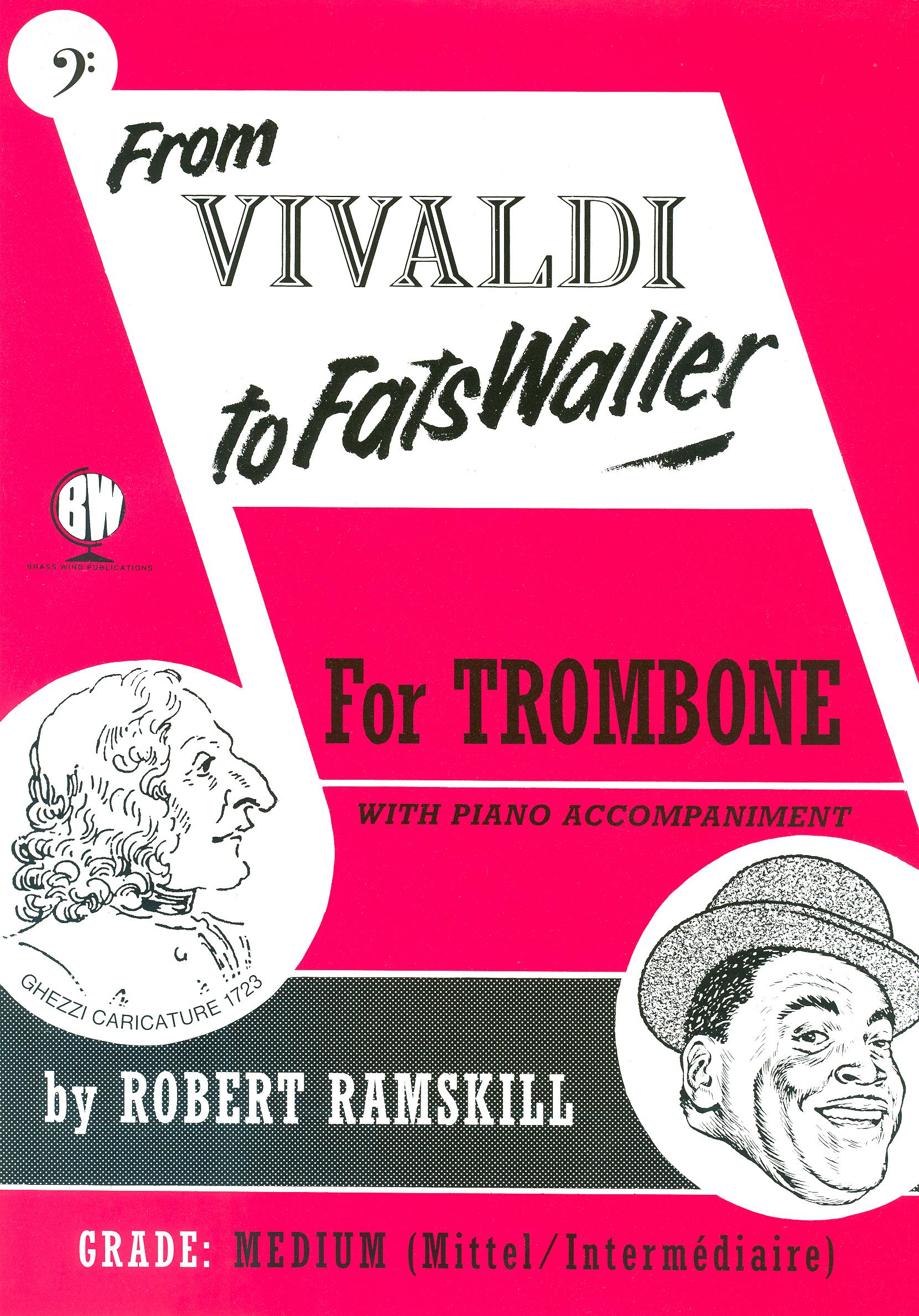 From Vivaldi to Fats Waller Tbn (Bass Clef)