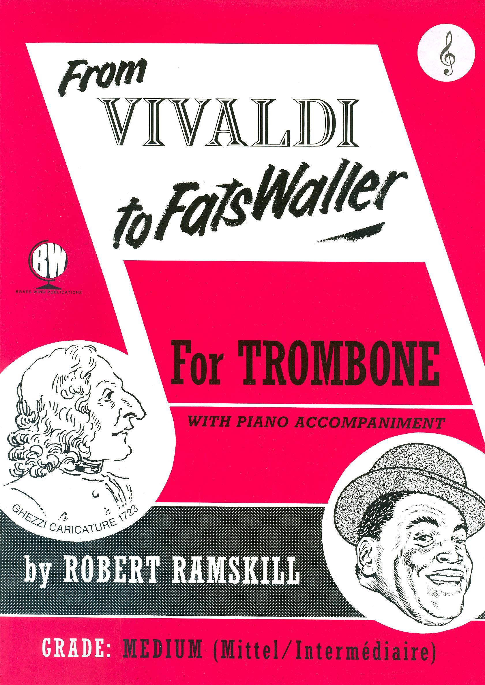 From Vivaldi to Fats Waller Tbn (Treble Clef)
