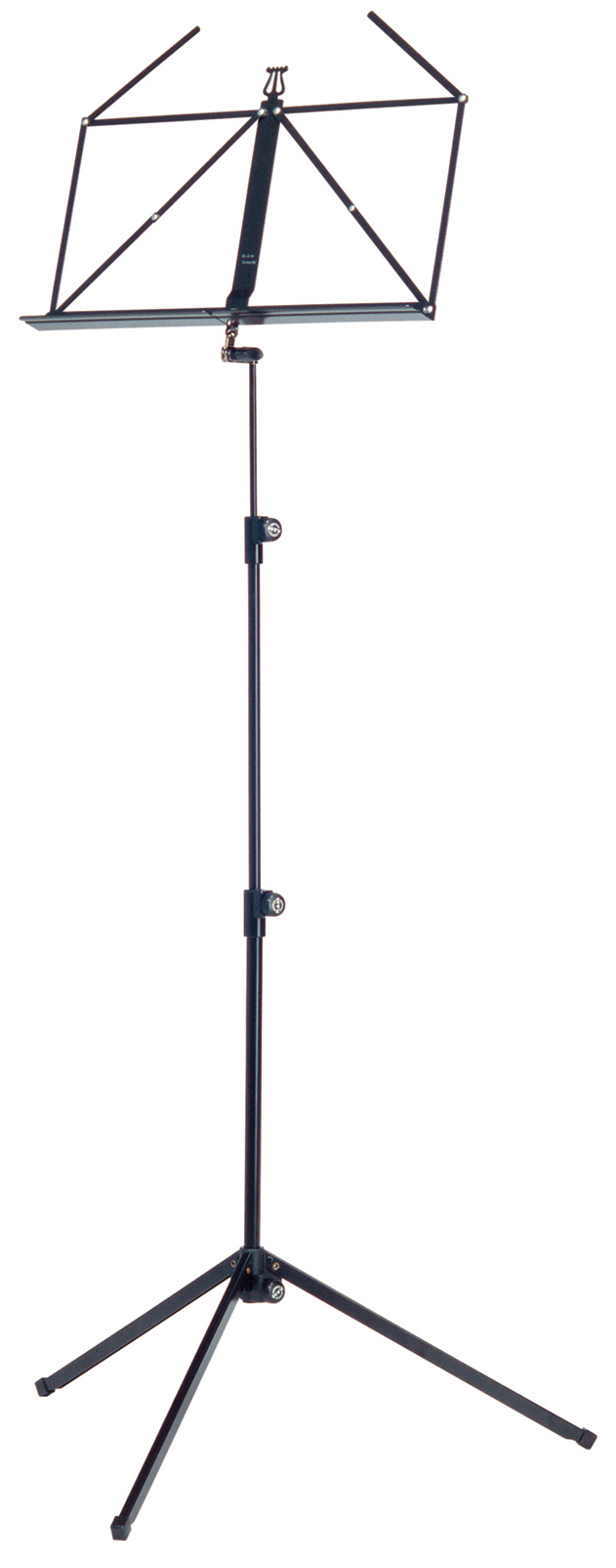 K&M Coloured Music Stand (Black)