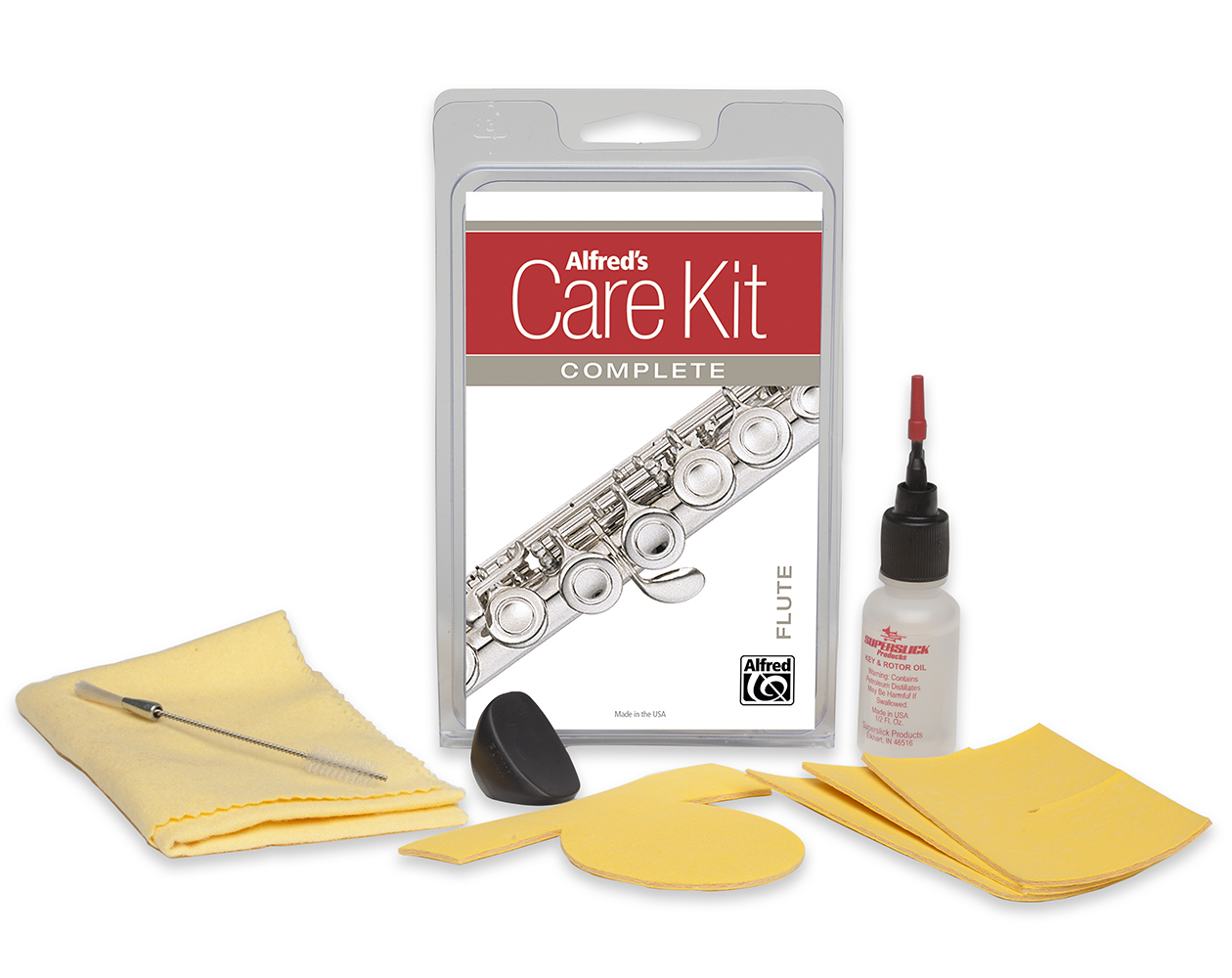Alfred's Care Kit Complete Flute