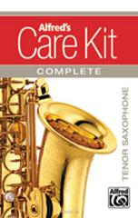 Alfred's Care Kit Complete Tenor Sax