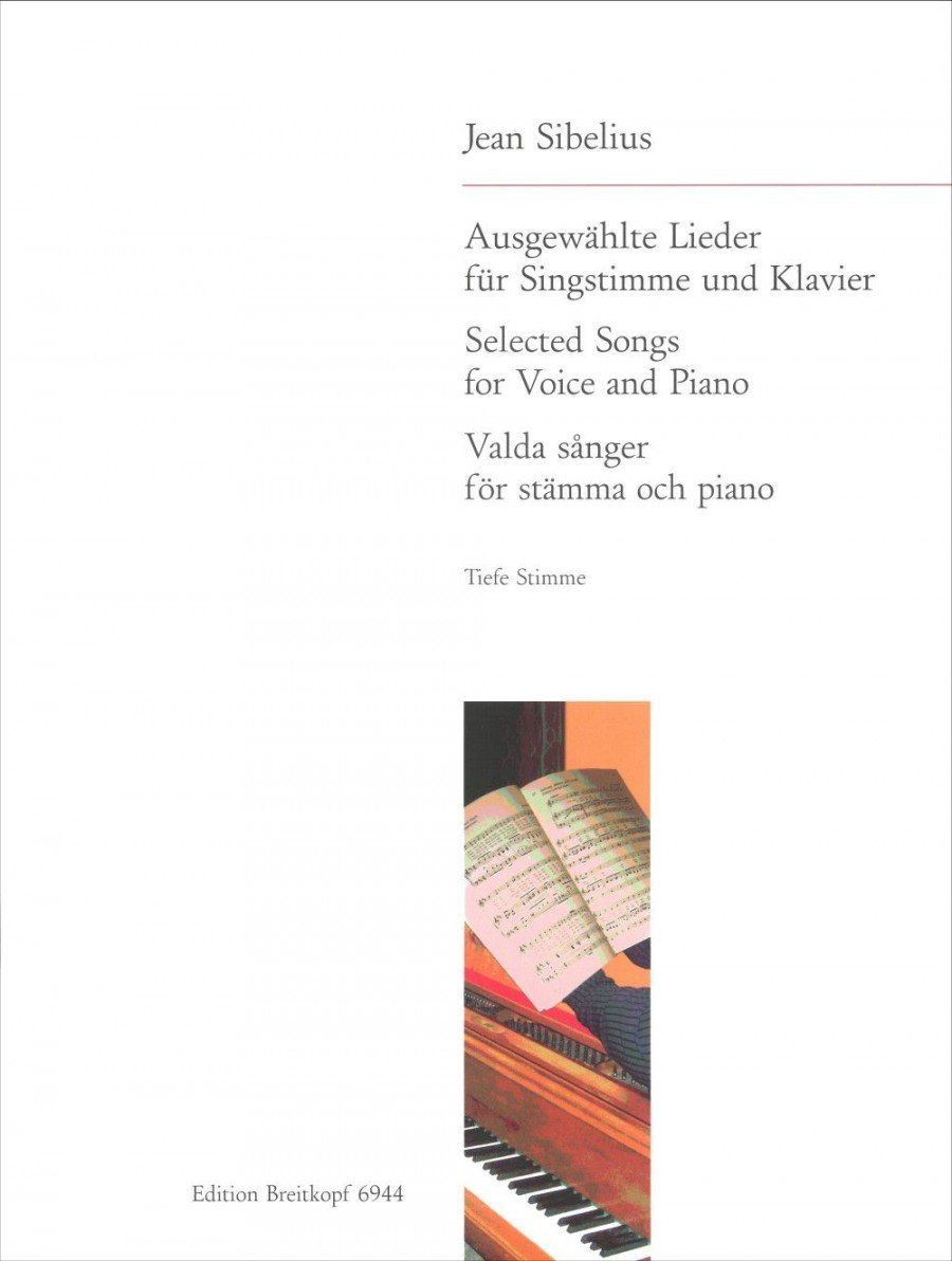 15 Selected Lieder (Low Voice)