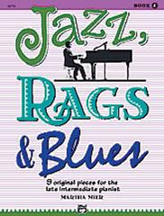 Jazz, Rags & Blues. Book 4
