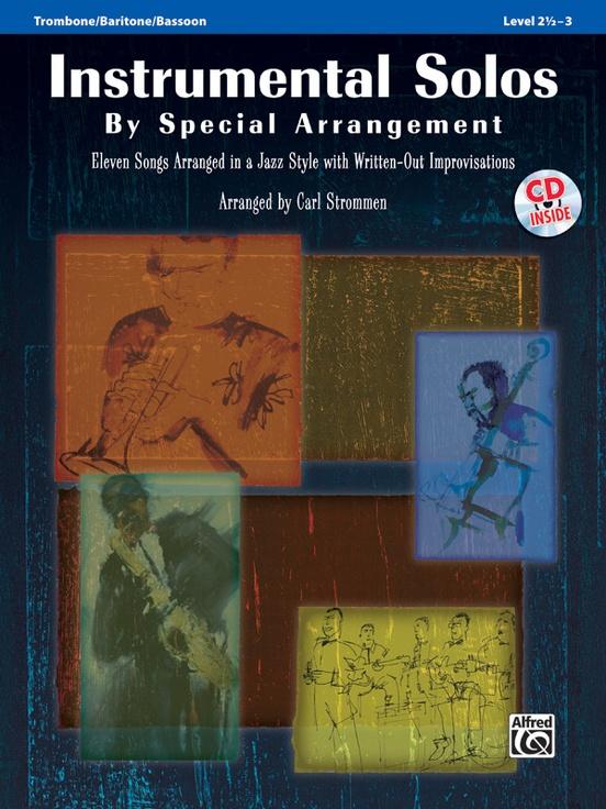Instrumental Solos By Special Arrangement