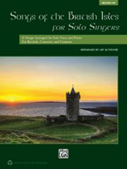 Songs British Isles Solo Low