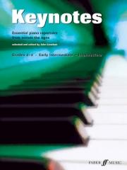 Keynotes. Grades 2-3 (piano)