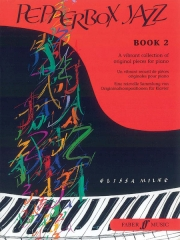 Pepperbox Jazz Book 2 for Piano