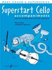 Superstart Cello - Piano Accompaniment