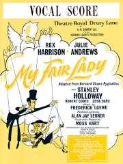 My Fair Lady Vocal Score