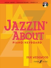 Wedgewood, Pam - Jazzin' About Piano