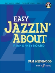 Wedgewood, Pam - Easy Jazzin' About Piano