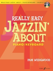 Really Easy Jazzin' About Piano