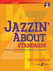 Jazzin' About Standards Piano