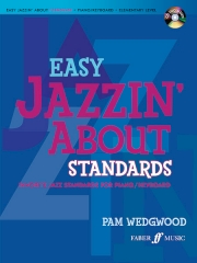 Easy Jazzin' About Standards Piano