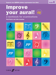 Improve your aural! Grade 4  NEW!