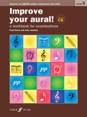 Improve your aural! Grade 5  NEW!