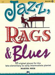 Jazz, Rags & Blues. Book 1