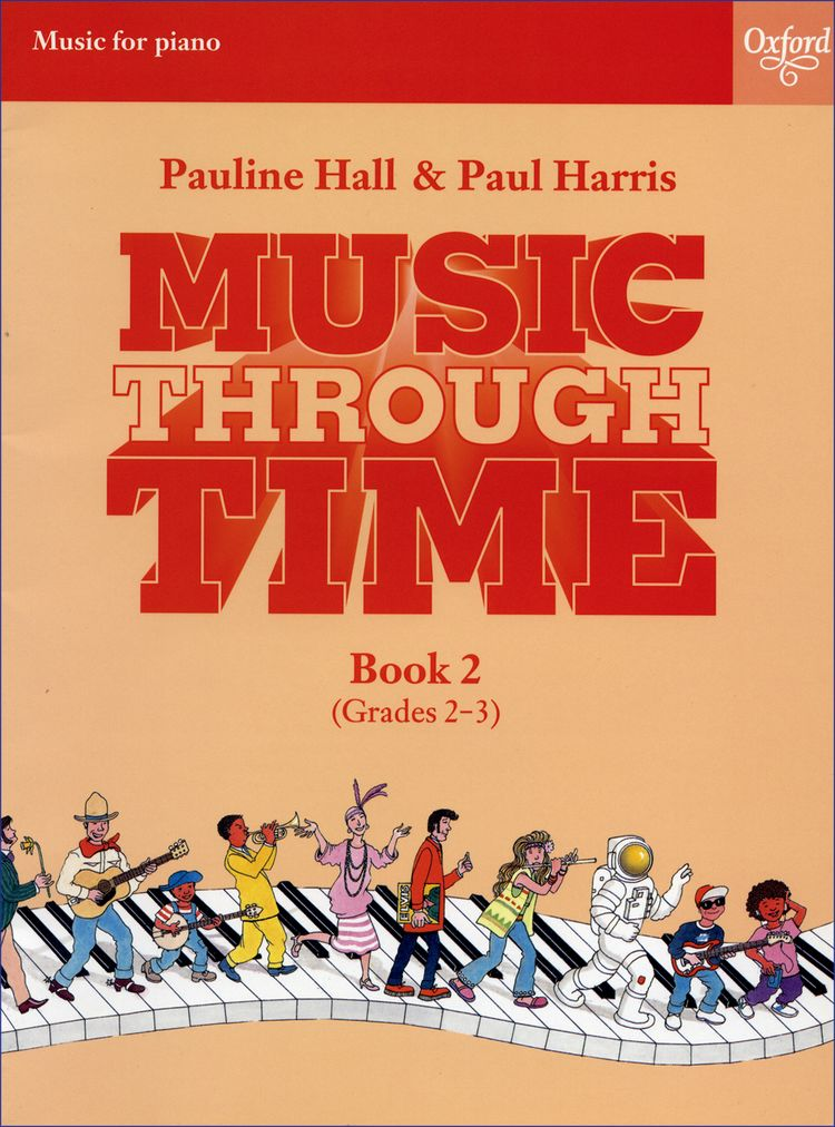Music through Time Piano Book 2