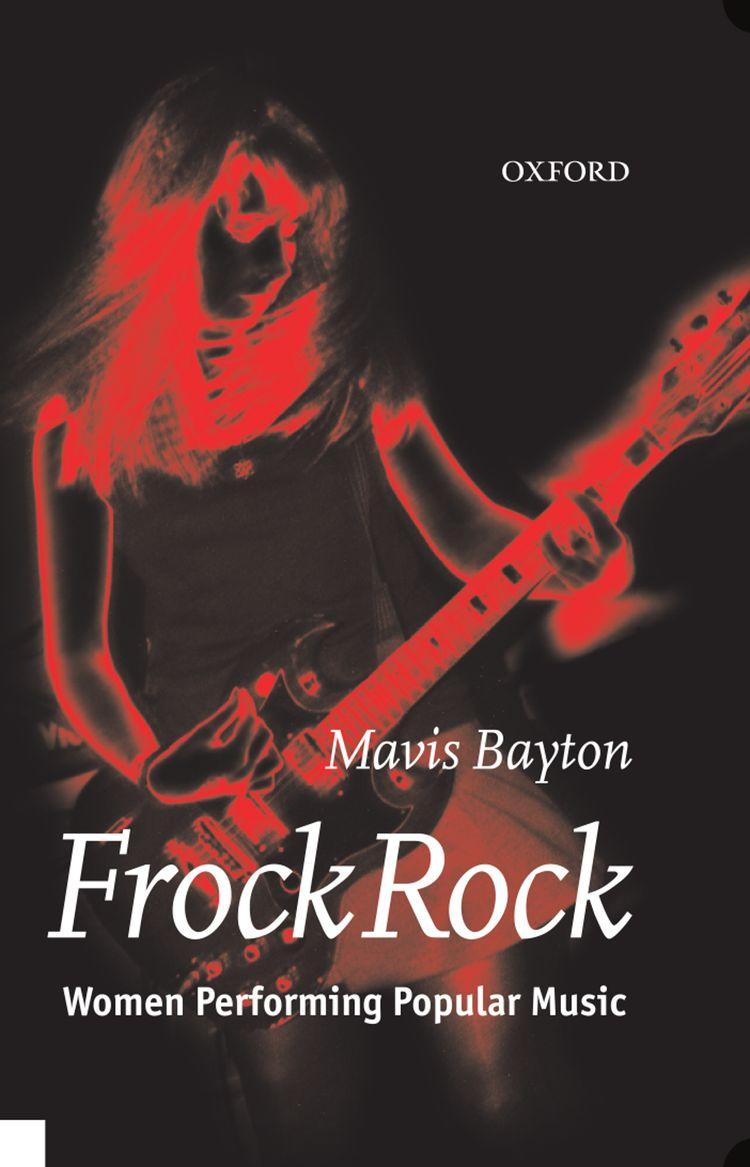 Frock Rock Women Performing Popular Music
