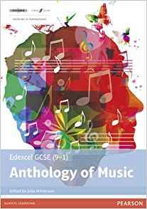 Edexcel GCSE (9-1) Anthology of Music - for use from September 2016