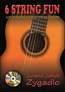6 String Fun - A Play-along Course for Beginners
