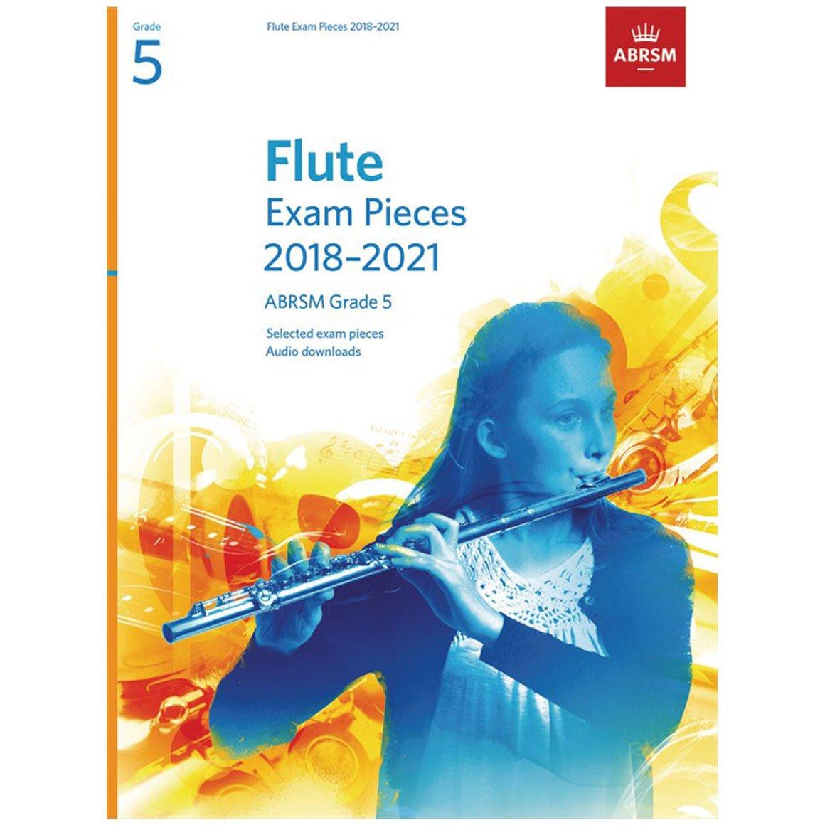 flute exam pieces 5