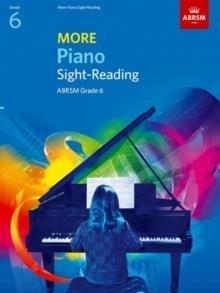 ABRSM More Piano Sight-Reading - Grade 6