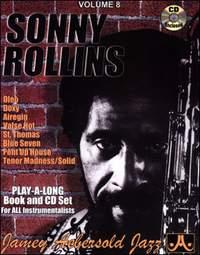 Aebersold Volume 8 - Sonny Rollins