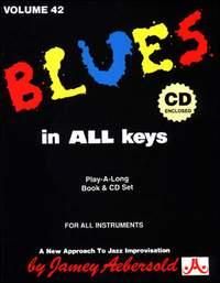 Aebersold Volume 42 - Blues In All Keys