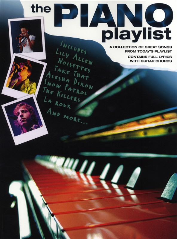 The Piano Playlist