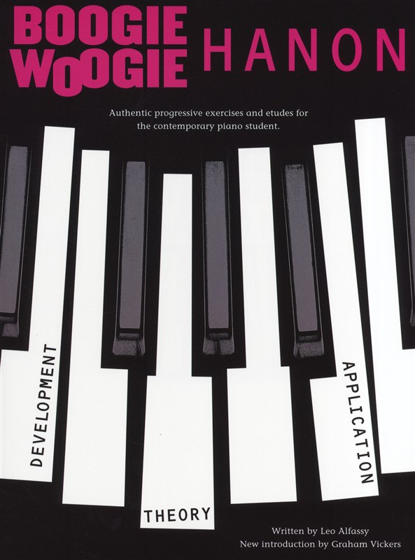Boogie Woogie Hanon (Revised Edition)