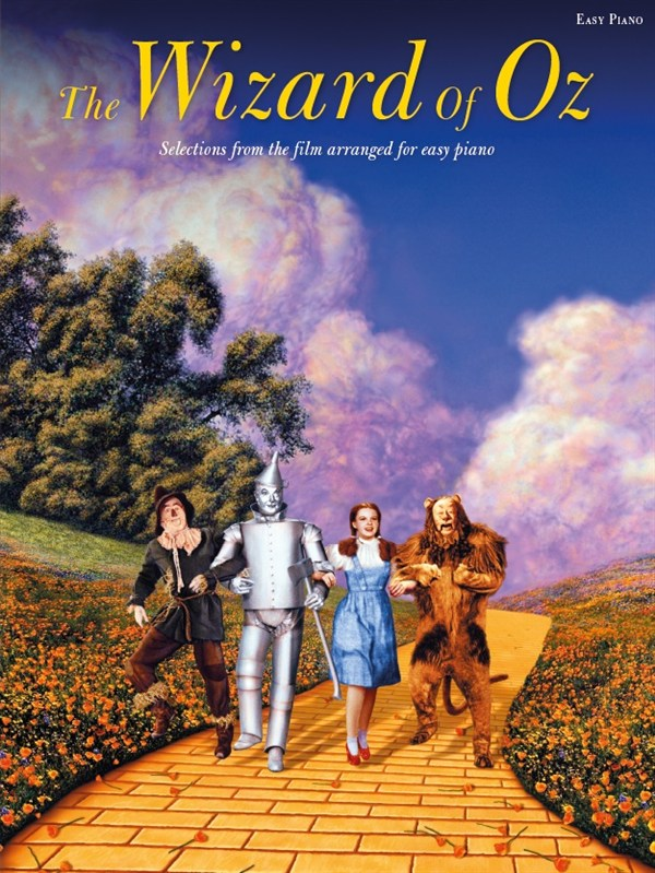 The Wizard of Oz Easy Piano