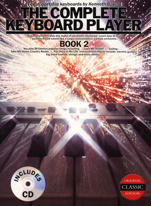 The Complete Keyboard Player: Book 2