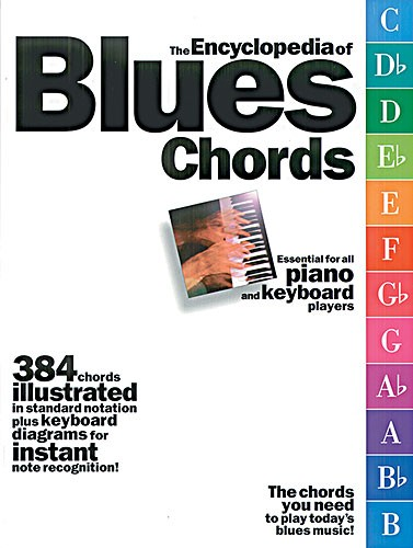 The Encyclopaedia Of Blues Chords