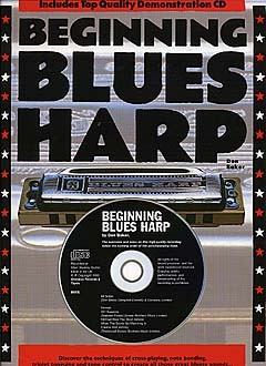 Beginning Blues Harp (English Version)