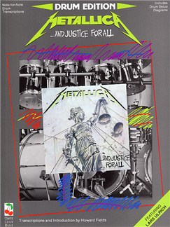 And Justice For All Drum Edition