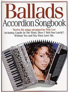 Accordion Songbook Ballads