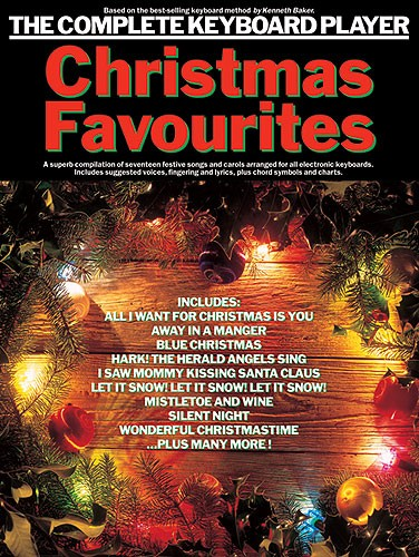 The Complete Keyboard Player: Christmas Favourites